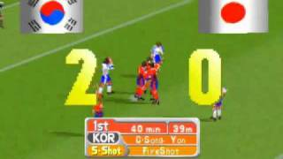 Super Shot Soccer Game Sample - Playstation