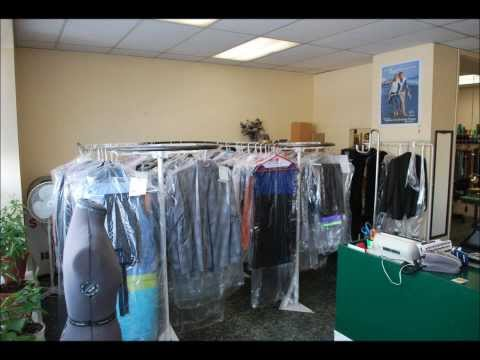 The Alteration Shop & Dry Cleaning Business