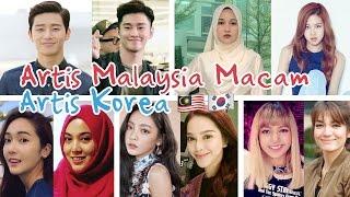 Lagi Artis Malaysia macam Artis Korea!