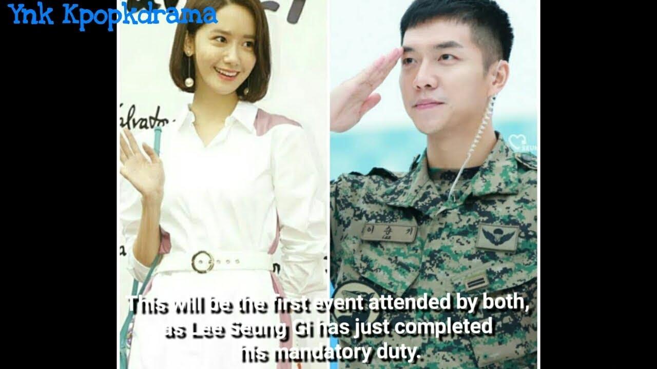Yoona and lee seung gi dating video funny