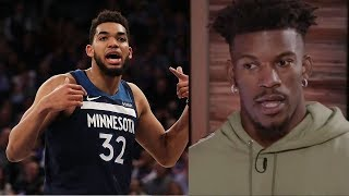 Timberwolves CANCEL Practice After Jimmy Butler CUSSES OUT Karl Anthony Towns!