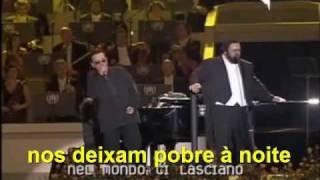 U2 & Pavarotti  Ave Maria (legendado em português Br)