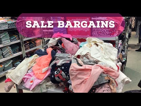 SALE  BARGAINS