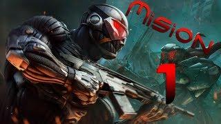Crysis 3 - [Gameplay] Mision 1 - Post-Humano (Español)