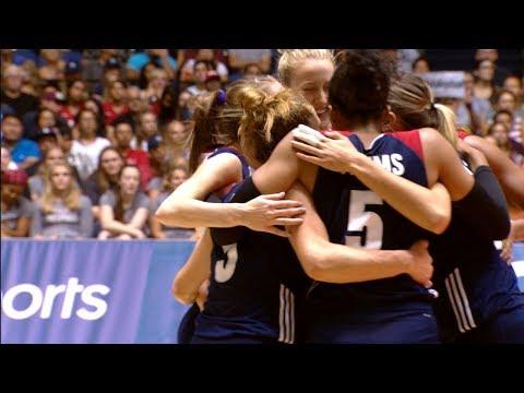 2018 U.S. Women's National Team   USA Volleyball