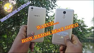 redmi note 3 vs oppo a37 watch how redmi beat oppo terrible differences