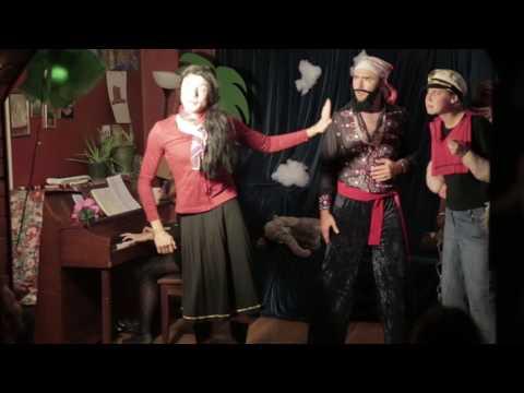 Prescott Street Theatre Presents: Popeye the Sailor Meets Sindbad the Sailor