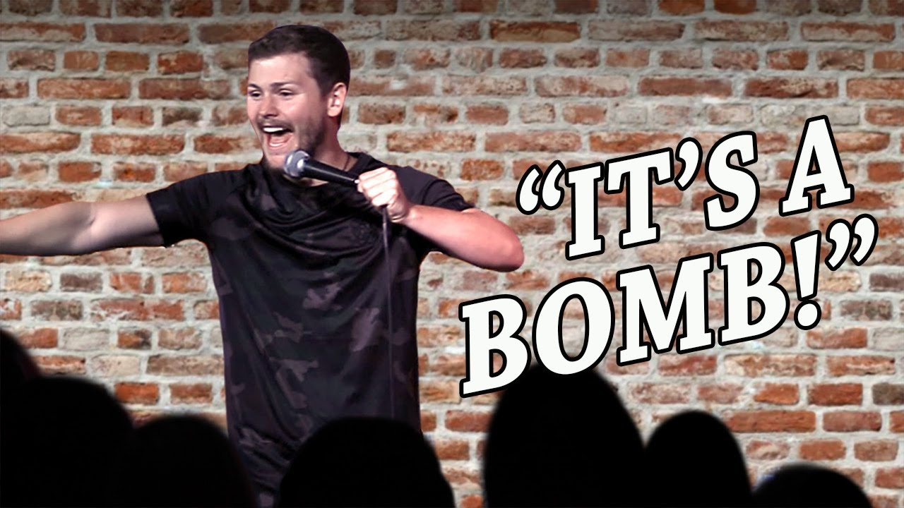 Drew Lynch Stand-Up: Why Dogs Hate The Fourth of July