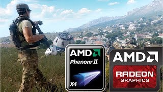 Argo (HD 7850/R7 265/R7 370 | Phenom II X4) [High]