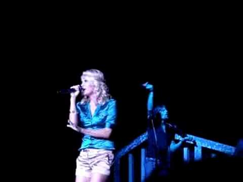 Wasted - Carrie Underwood Live