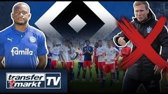 Kader-Check nach verpasstem Aufstieg: Wie geht es beim HSV weiter? | TRANSFERMARKT