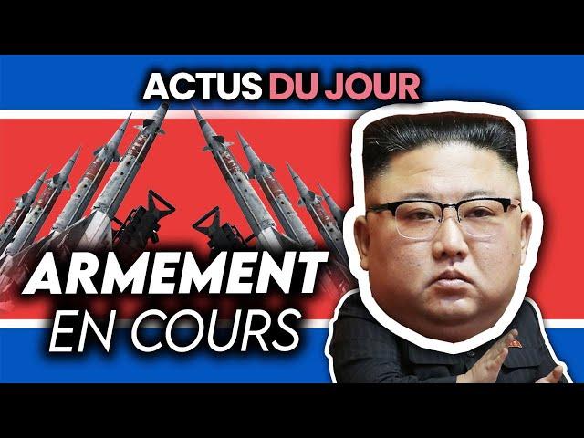 La Corée du Nord s'🅰️rme, Trump menacé, ministres accusés... Actus du jour