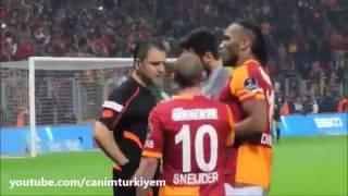Самые жестокие драки в футболе за все время Турция