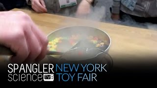 Cool Science Stuff at the New York Toy Fair