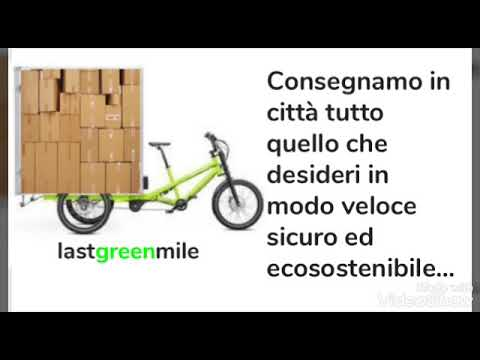 cargo BIKE delivery - Milano green mobilità sostenibile