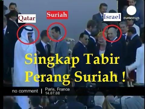 Bashar al Assad anti Israel Bukti Nyata ada di depan Mata Anda - Muslim Wajib NONTON !