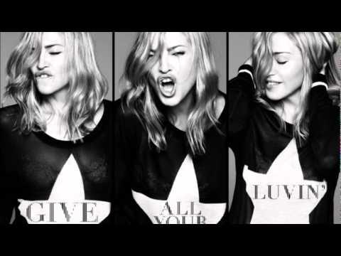 Madonna feat. M.I.A. & Nicki Minaj - Give Me All Your Luvin' (Oliver Twizt Remix)