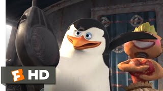 Madagascar Escape 2 Africa 2008 - Penguin Plane Crash Scene 210  Movieclips