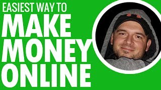 The easiest way to make money online (beginner friendly!)