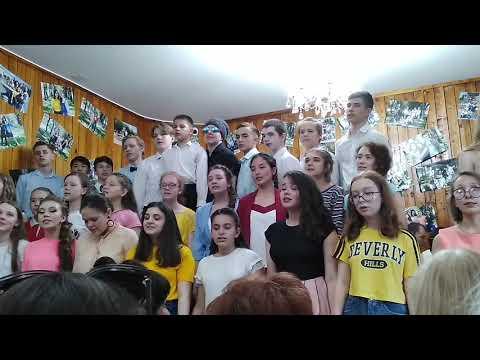 Выпускной 1 музыкальная школа Хабаровск