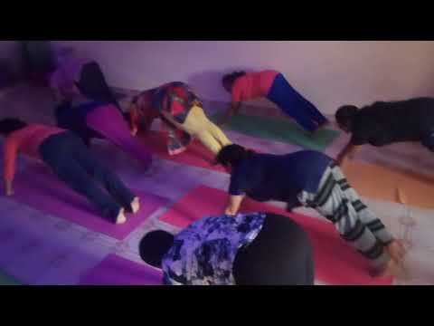 Best Yoga Classes In Lal Bangla Kanpur - ( Trim & Toned Fitness Club)