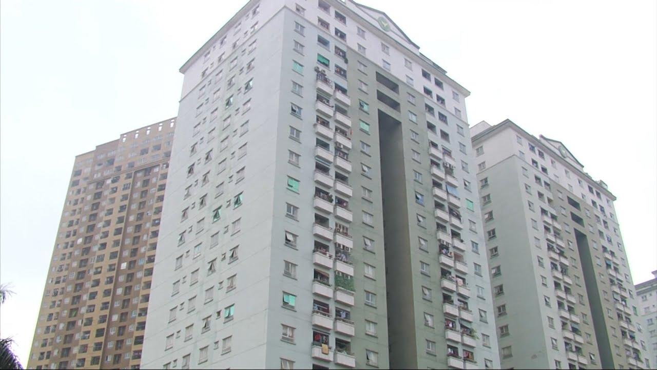 (VTC14)_22 chung cư của đại gia Thanh Thản đều chưa được nghiệm thu
