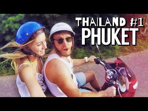 THAILAND VLOG #1 ♥ PHUKET - Karon, Kata & Big Buddha