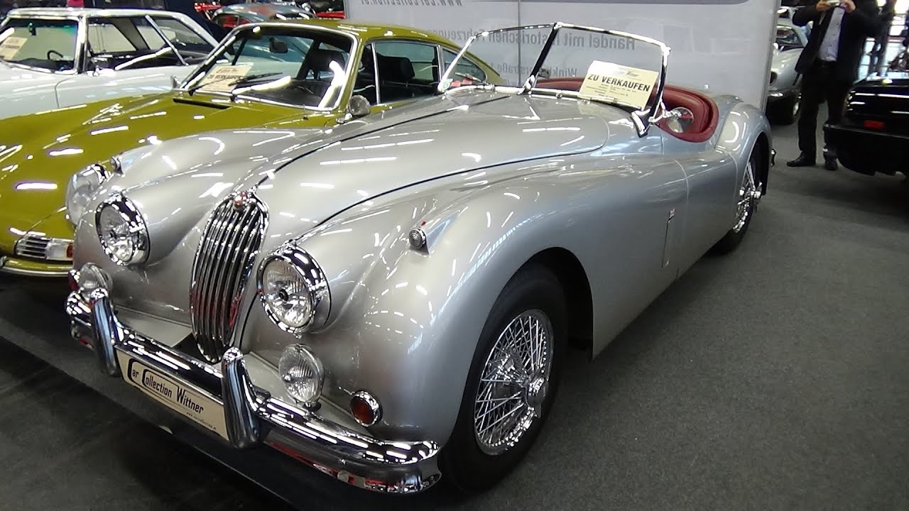 1954 1957 jaguar xk 140 exterior and interior classic expo