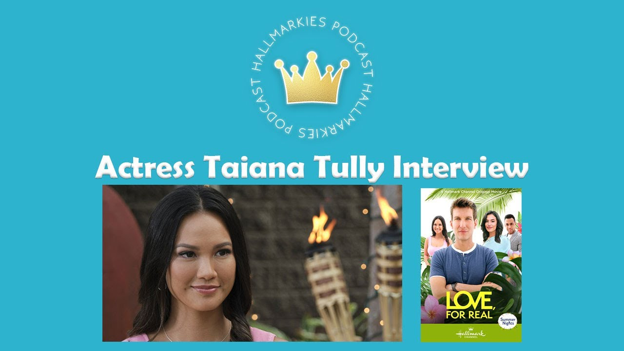 Actress Taiana Tully Interview (Love, for Real, #loveforreal)