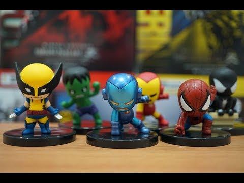 Takara Tomy Marvel Avengers Super Heroes Gurihiru Art Figure Captain America