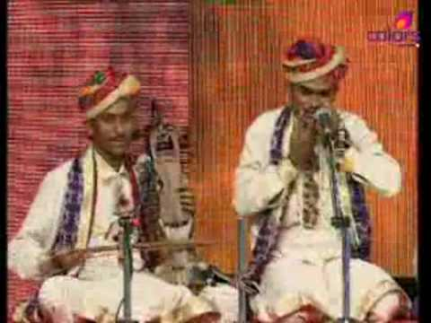 Indian Classical Song by Aslam khan Group