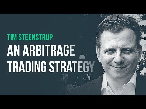 An arbitrage strategy used by pro stock traders · Tim Steens