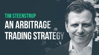 An arbitrage strategy used by pro stock traders · Tim Steenstrup