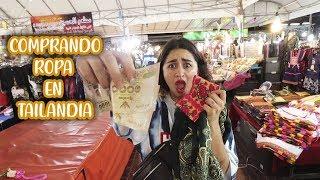 Qué compro con 50USD en TAILANDIA!? |LenguasDeGato