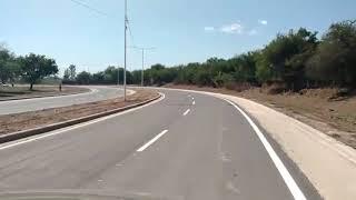 Obra que conecta la avenida Circunvalación en el ingreso este de la ciudad con la Costanera