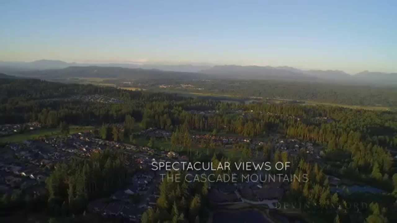 An Aerial Tour of TRILOGY in Redmond, Washington