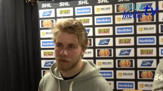 Intervju med Brynäs tvåmålsskytt Juuso Ikonen