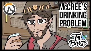 McCree's Drinking Problem: An Overwatch Cartoon thumbnail