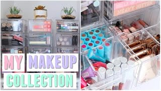 My Makeup Collection! + How I Organize Them All!