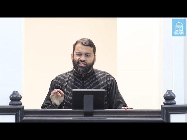 Farewell Ramadan | Jumua Khutbah | Shaykh Dr. Yasir Qadhi