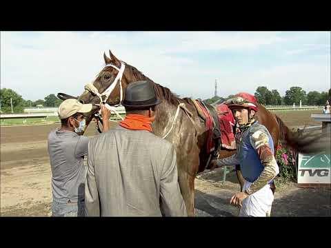 video thumbnail for MONMOUTH PARK 07-05-20 RACE 10 – JOHN J REILLY HANDICAP