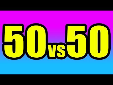 NEW 50 vs 50 Mode V2! 🔥 Fortnite Battle Royale PC Gameplay & Tips