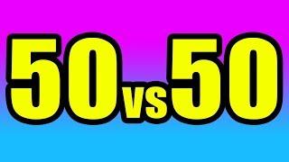 NEW 50 vs 50 Mode V2! 🔥 Fortnite Battle Royale PC Gameplay & Tips thumbnail
