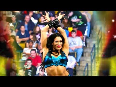 WWE Melina Custom Entrance Video / Titantron