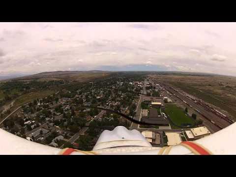 GoPro Hero 2 Onboard E-flite Apprentice 15e ~ Greybull, WY