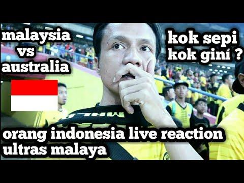 MALAYSIA (1) VS AUSTRALIA (1) 2019 INDONESIA LIVE REACTION