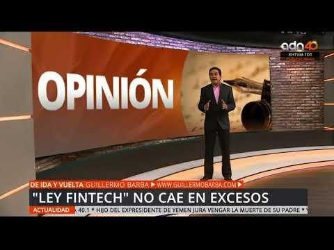 SE APROBÓ LA LEY FINTECH LEGALIZANDO AL BITCOIN EN MEXICO