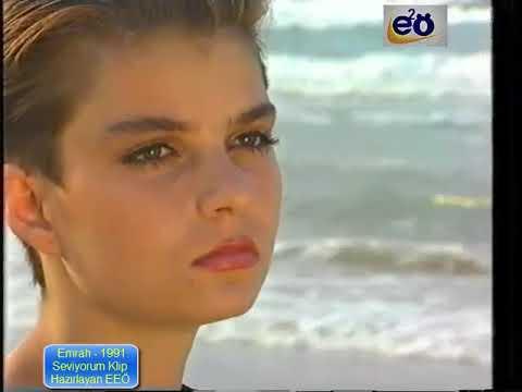 Emrah - 1991 Seviyorum