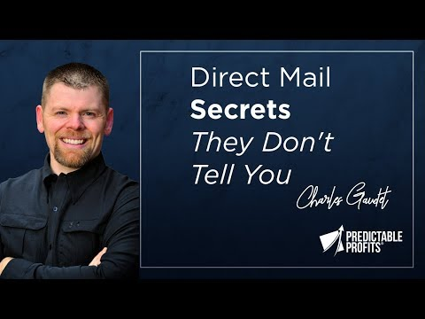 Direct Mail Secrets They Don't Tell You