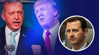 Wararkii ugu Danbeeyey Guusha Erdogan ee Dalka Suuriya & Jawaabta Maraykanka